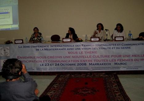 Nadia Lamhaidi à la rencontre de Marrakech!